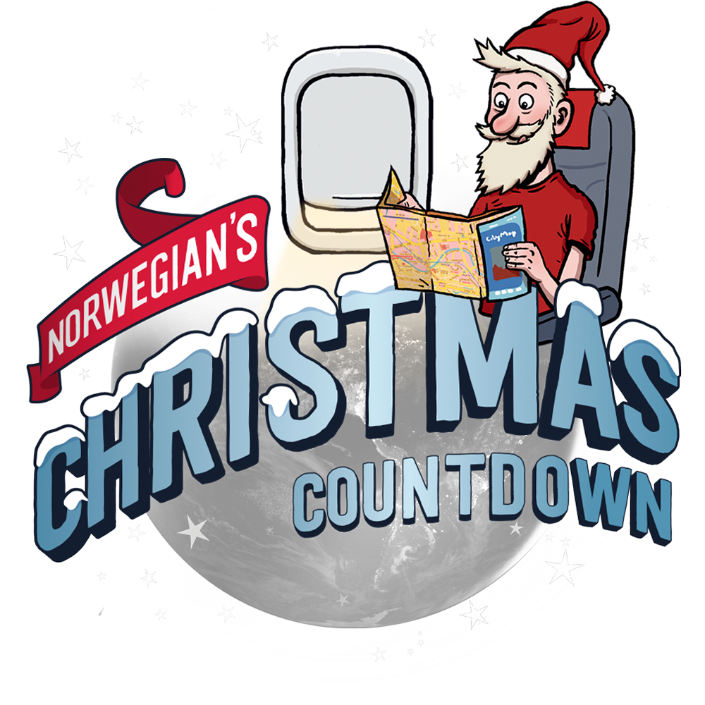 Norwegian's Christmas Countdown