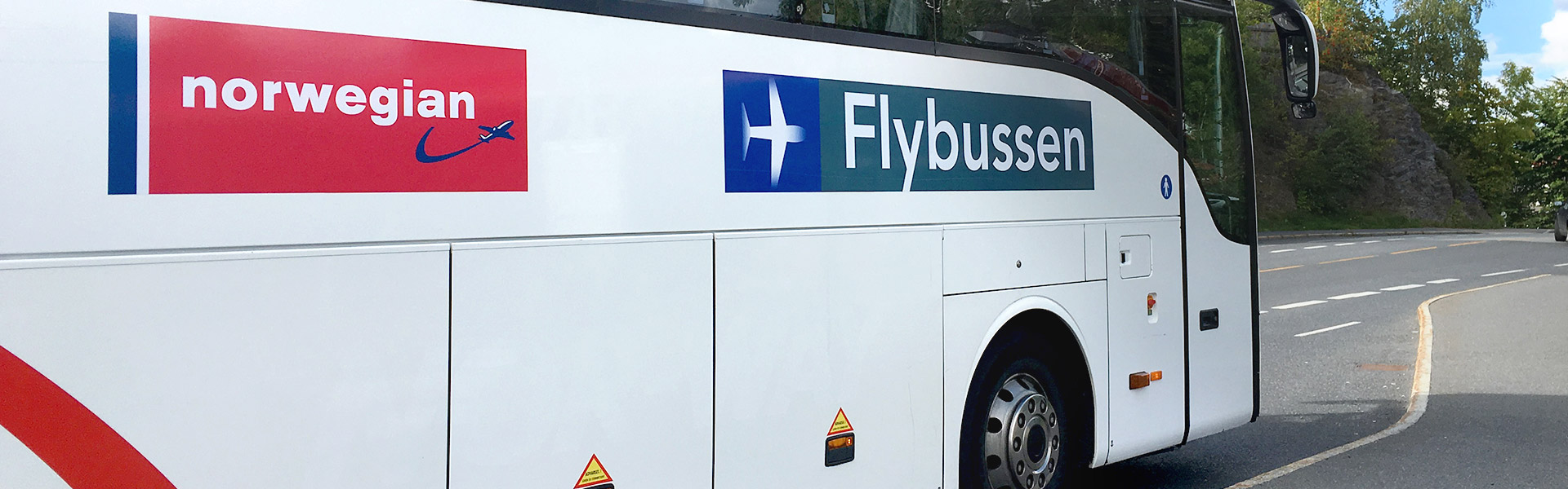 Earn CashPoints with Flybussen and Norwegian Reward